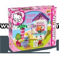 "Androni Giocattoli 8669-00HK Конструктор Бар ""Hello Kitty""  (41 эл)"