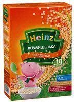 Heinz вермишель звездочки, 10+мec. 340г