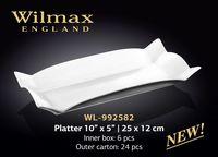 Platou WILMAX WL-992582 (25 x 12 cm)