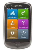 GPS-навигатор Mio Cyclo 200 Central Europe
