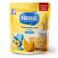 Nestle каша пшеничная молочная с тыквой,5+мес. 220г