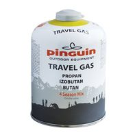 Баллон газ. резьб. Pinguin Travel Gas 450 g, 601 305