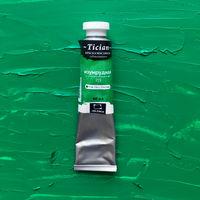 Vopsea în ulei, Tician, Smarald, 46 ml