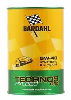 Bardahl Technos MSAPS Exceed C60 5W-40 1L