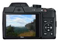 Aparat foto digital Nikon Coolpix B500 Black