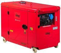 Дизельный генератор Fubag DS 6500 AC ES в кожухе с АВР