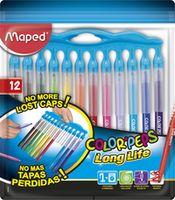 MAPED Фломастер MAPED Long Life Innovation, 12 цветов