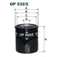 FILTRON OP532/2, Масляный фильтр