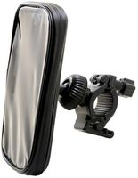 "Omega Bike holder for smartphones up to 4,5-5,2"" Pineapple"