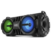 SVEN PS-485BL 28W, Black Bluetooth Portable Speaker