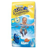 Scutece-chiloţel pentru apă Huggies Little Swimmers  nr. 2-3  (3-8 kg), 12 buc.
