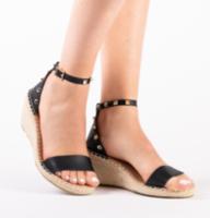Sandale RAID Negru raid tamsin