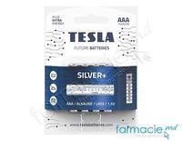 Baterie Tesla AAA Silver+ (LR03) N4