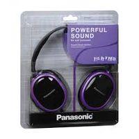Наушники PANASONIC RP-HX250E-V Violet