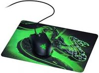 Bundle RAZER Mouse Abyssus Lite & Mouse pad Goliathus Mobile Construct Ed. Bundle / Mouse Abyssus Lite