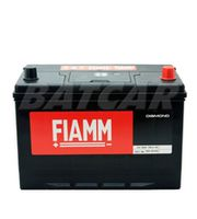 FIAMM 7903255 Japan D26 (75) D 26 Diamond P+(640 A), серый