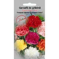 Семена  Гвоздика садовая Гренадин смесь 0.2 гр DS
