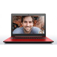 Laptop Lenovo IdeaPad 310-15ISK Red