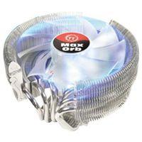 Cooler Thermaltake CL-P0369-UK Max Orb, 6Heatpipe /AluminumFin(140Fin)/AirFlow:86,5cfm/1300-2000RPM /16dBA/ SpeedController/Blue&FlashLed(Upgrade KIT)