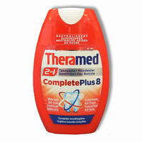 Зубная паста Theramed Original 2 в 1 Complete PLUS 8   75 мл