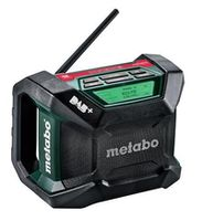 Радиоприемник Metabo R12-18 DAB-BT (600778850)