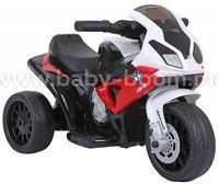 "Baby Mix OC-8010248B Мотоцикл на аккумуляторе ""BMW RR S1000"" красный"