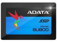 2,5-дюймовый твердотельный накопитель SATA 256 ГБ ADATA Ultimate SU800 [R / W: 560/520 МБ / с, 80/85 000 операций ввода-вывода в секунду, SM2258, 3D-NAND TLC]