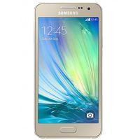 Smartphone Samsung Galaxy A3000 Gold