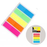 Notes adeziv plastic 5