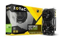 ZOTAC GeForce GTX 1080 Mini 8GB DDR5X, 256bit, 1759/10000Mhz, Dual Fan IceStorm, HDCP, DVI, HDMI, 3xDisplayPort, Premium Pack