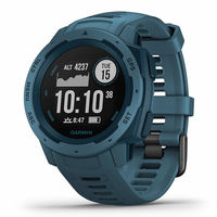 Часы Garmin Instinct, Lakeside Blue, 010-02064-04
