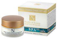 купить Health & Beauty Мультивитаминный крем SPF-20 50ml (44.106) в Кишинёве