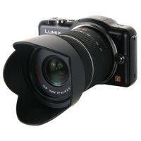 Фотоаппарат цифровой со сменной оптикой Panasonic DMC-GF3KEE-K