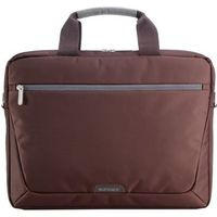 "15.6"" NB Bag - SUMDEX PON-111BR, Brown, Top Loading, (Passage)"