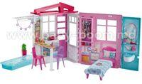 """Barbie FXG54 Игровой набор """"Портативный домик Барби"""""""