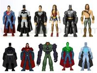Batman DNW96 Мини-фигура героя из фильма «Бэтмен против Супермена» в асс. (12)