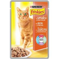 Friskies Adult (c индейкой в подливе) 85гр