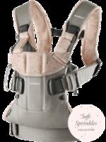 Анатомический рюкзак-кенгуру BabyBjorn One Pink Sprinkles