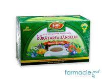 Чай Фарес Очищение крови (детоксикация, чистая кожа) 50г
