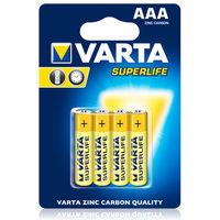 купить Батарейка Varta Micro Super AAA (4шт) в Кишинёве