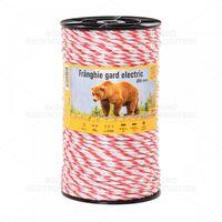Frânghie gard electric – 200 m – 590 kg – 0,4 Ω/m