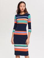 Платье RESERVED Темно синий vf782-mlc