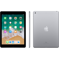 Планшет APPLE iPad 32Gb Wi-Fi + 4G Space Gray (MR6N2RK/A)