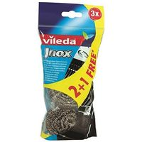 VILEDA BURETE INOX 2+1 GRATIS