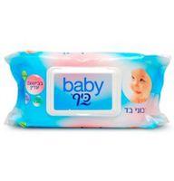 Sano Baby Wipes Влажные салфетки (72 шт) 426032