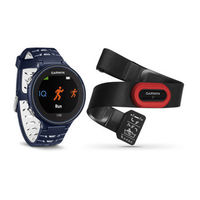 Forerunner 630 Bundle Midnight Blue