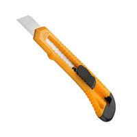 Нож 18 мм пластик Tolsen