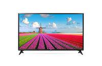 TV LED LG 49LJ594V, Black