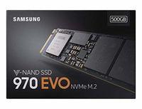 M.2 NVMe SSD  500GB Samsung 970 EVO