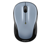 Wireless Mouse Logitech M325, Silver